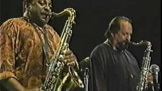 G.Adams & J.Lovano / Tenor Madness (1991)