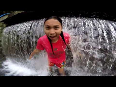 Bagatayam Falls & Binaliw Spring in Sogod, Cebu