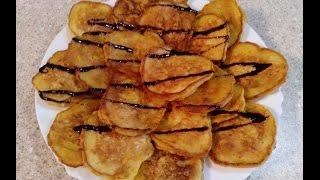 Тыквенные оладьи с бананами. Вкусные оладушки из тыквы, простой рецепт!