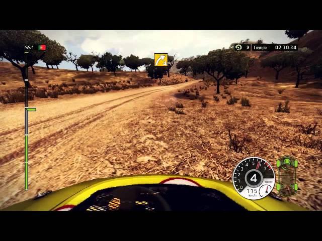 WRC 2 FIA World Rally Championship [Gameplay]