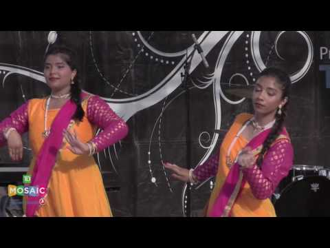 Shivani and priya Performance 02