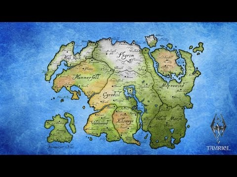 Ganz Tamriel in Oblivion - Modtutorial - YouTube on full skyrim map, full map of fallout new vegas, elder scrolls oblivion, full map of gta 4, full oblivion caves map map,