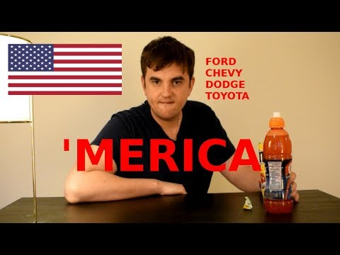 How to pronounce american car names
