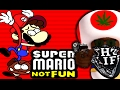 DO NOT PLAY!! YOU WILL RAGE!! | Super Mario Not Fun