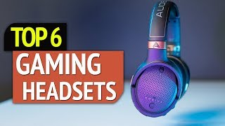TOP 6: Best Gaming Headsets 2019