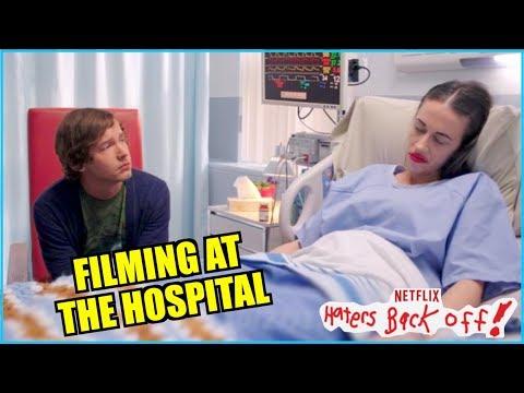 MIRANDA SINGS IN THE HOSPITAL!