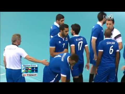 Saudi Arabia Vs Kuwait l Volleyball at the 2014 Asian Games – Men