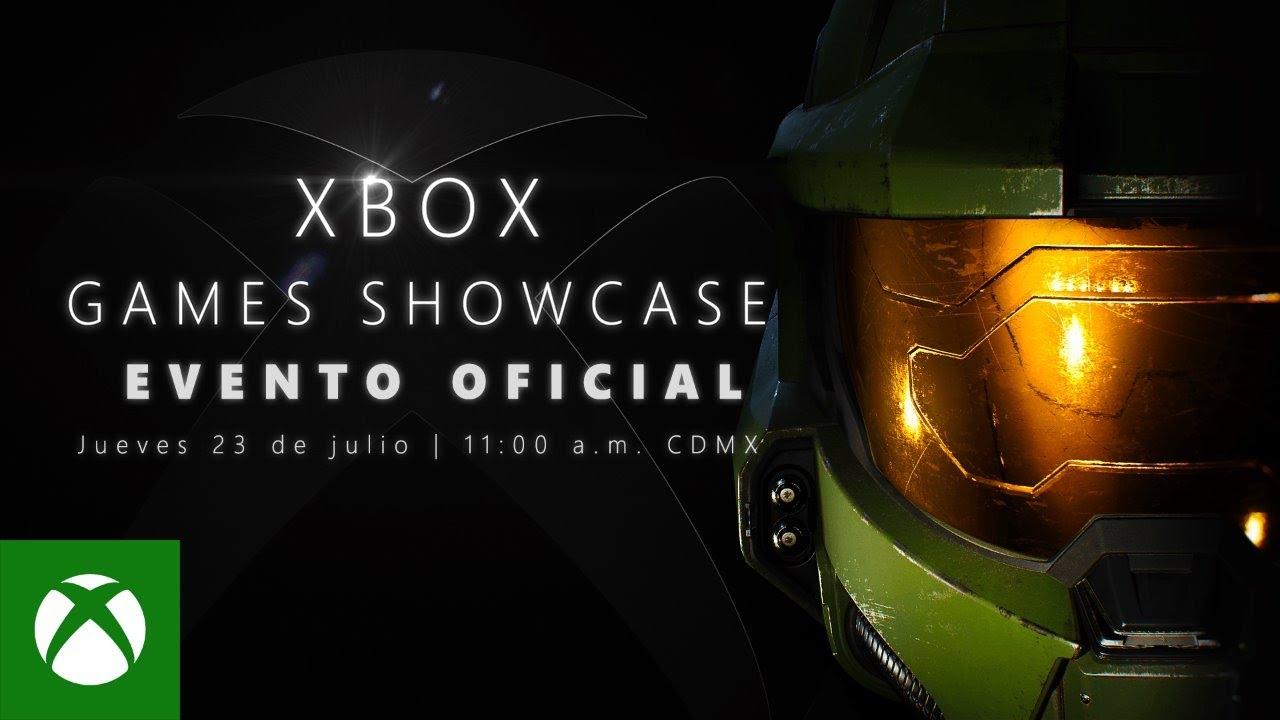 Foto del evento de Xbox Games Showcase del 23 de Julio