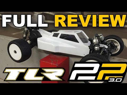 Kit Review : TLR 22 3.0 - 1/10 2WD Off-Road Buggy