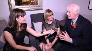Katie Chats: Actraawards, Colin Mochrie & Debra Mcgrath, Actors