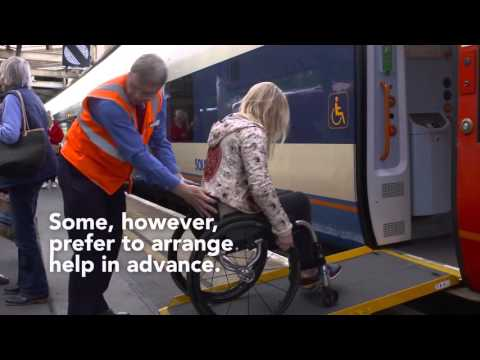 Rail Travel Assistance