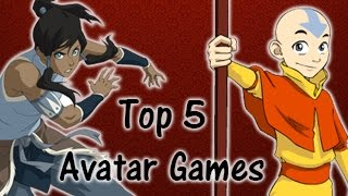 Top 5 Avatar Games