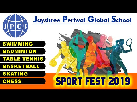 Sports Fest At Jayshree Periwal Global School, Jaipur