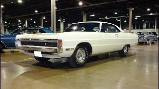 1970 Plymouth Sport Fury GT in Alpine White Paint & Engine Sound on My Car Story with Lou Costabile