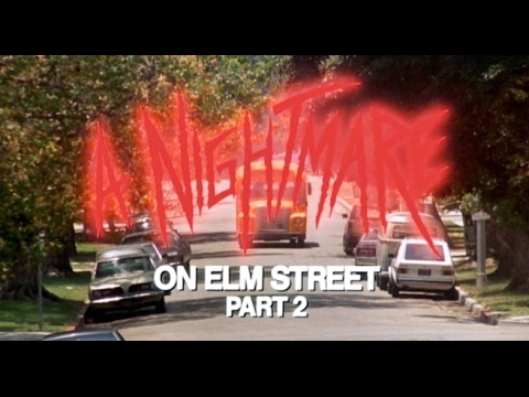 A Nightmare On Elm Street Part 2 Freddy's Revenge 1985 Film Clips The Deadly Dinosaur