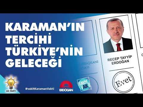 AK Parti'ye Evet, Erdoğan'a Evet