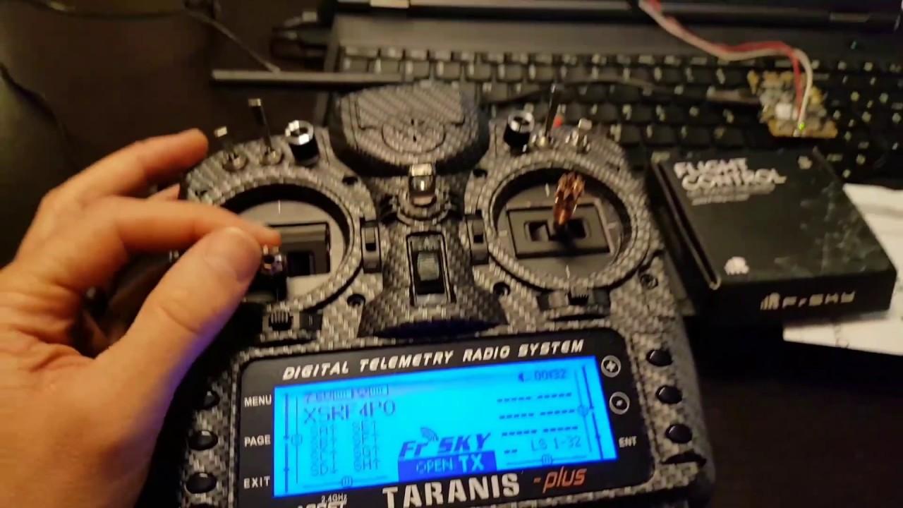 Mini-Review Review of FrSky Taranis X9D Plus Transmitter