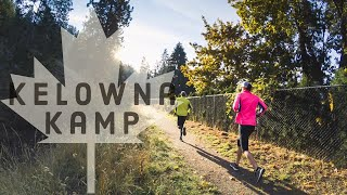 """Kelowna Kamp"" Tempo Run with Team Wurtele"