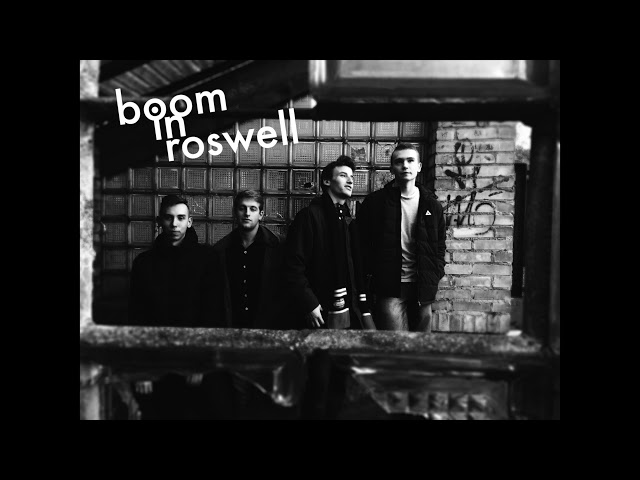 Boom in Roswell - Where You Wanna Go (2016)