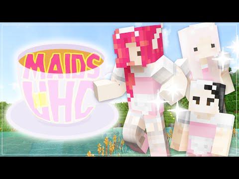 Minecraft MAIDS UHC ♡ S1 E1
