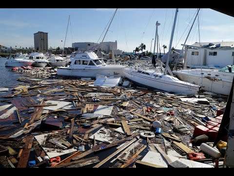 Hurricane Michael deals crushing blow to the Panama City Marina