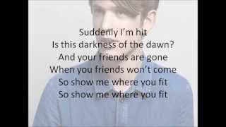 James Blake retrograde lyric video