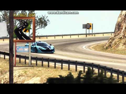 GRID Autosport big sur 2