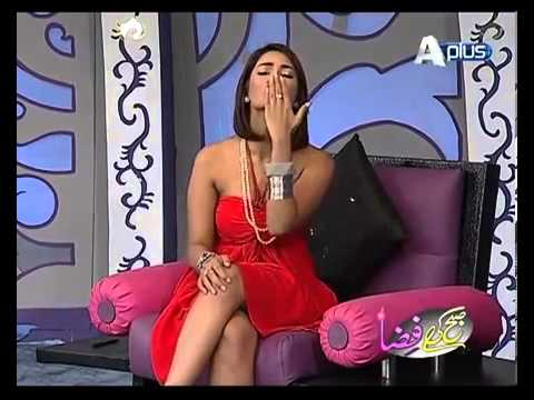 Download Mathira doing vulgar acts in the morning show name subh ki fiza on APlus tv channel