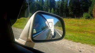 Выходные с домом на колесах (Северодвинск - Емецк 28.07.2018)