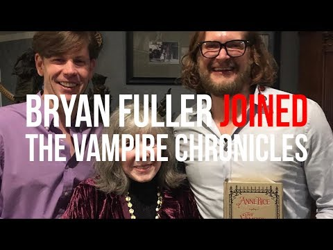 Bryan Fuller to HELP BRING 'The Vampire Chronicles' to LIFE  - Film Nerd