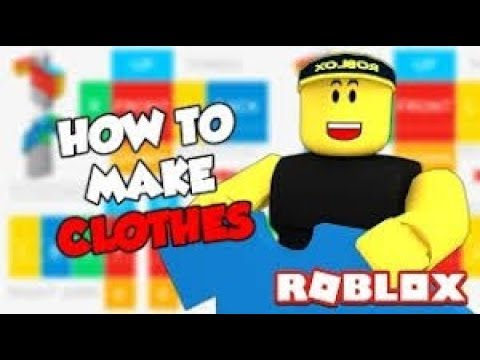 How to make a clothing store in roblox 2020