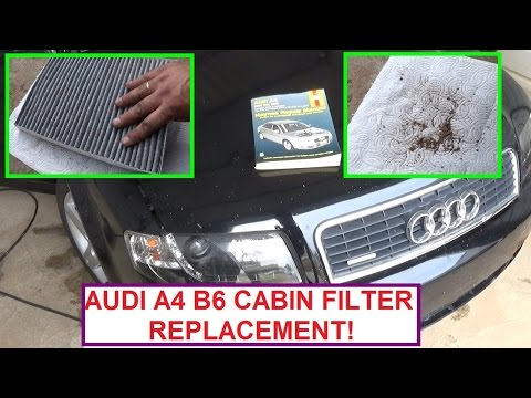 cabin air filter replacement audi a4 b6 cabin air filter. Black Bedroom Furniture Sets. Home Design Ideas