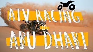TOP GEAR ATV Racing in Abu Dhabi!