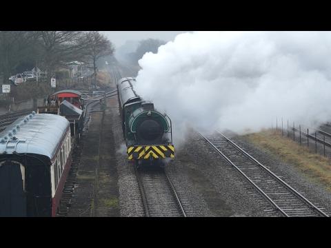 Buckinghamshire Railway Centre 12th February 2017