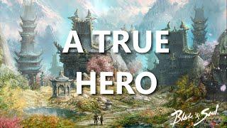 Blade and Soul: A True Hero