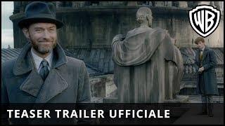 ANIMALI FANTASTICI: I CRIMINI DI GRINDELWALD - Teaser Trailer Ufficiale