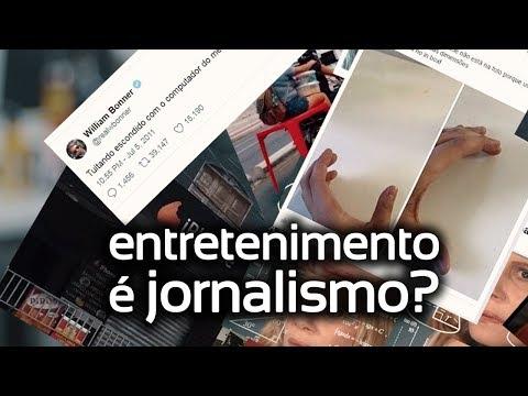 Entretenimento é Jornalismo? | Como informar na era das Listas e Memes - Edição Extra | TV Gazeta