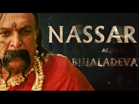 Nasser as Bijjaladeva AV | Baahubali | MM Keeravaani