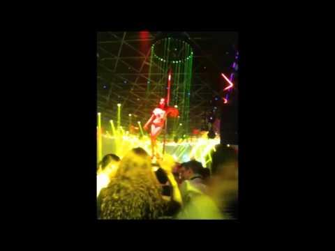 Quay lén Girl múa cột vũ trường sung VL năm mới P1