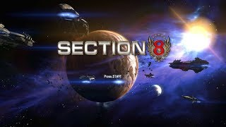 Section 8 Longplay (Xbox 360)