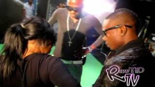 BEENIE MAN AND FRIENDS MEDLEY VIDEO SHOOT (RawTiD TV)