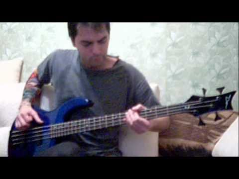 dean edge 1 bass demo youtube. Black Bedroom Furniture Sets. Home Design Ideas