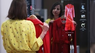 Glimpse the Store of the Future