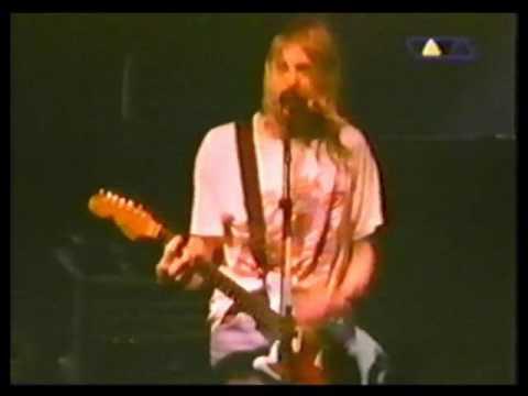 Josh Reno - Nirvana's Last Show 25 years ago today