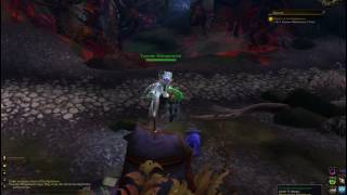 WoW quest - Heart of the Nightmare