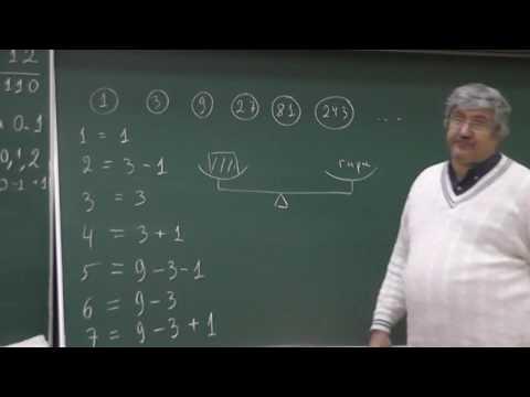 4 Уравновешенная троичная система счисления