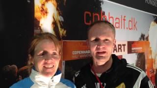 Svenske Sabine og Micke anbefaler Copenhagen Half Marathon