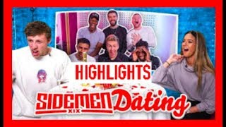 SIDEMEN SPEED DATING (BEST BITS AND HIGHLIGHTS)