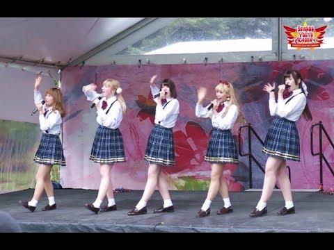 【青SHUN学園カナダ校】Seishun Youth Academy: Live Party! @ Sakura Days Japan Fair 2018 (Saturday)