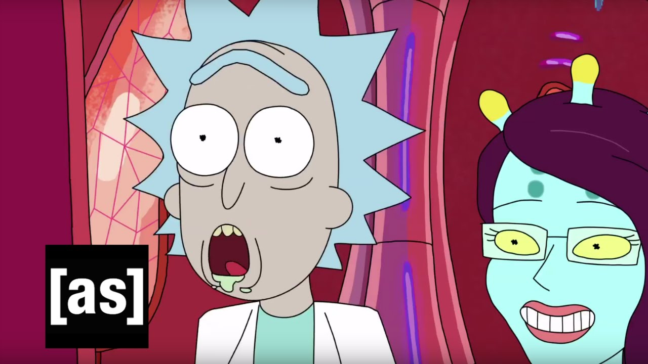 Best Rick And Morty Quotes New Unity Lets Go  Rick And Morty  Adult Swim  Youtube